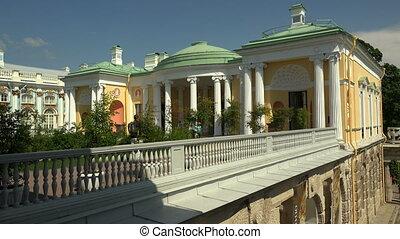 Cameron gallery. Pushkin. Catherine Park. Tsarskoye Selo....