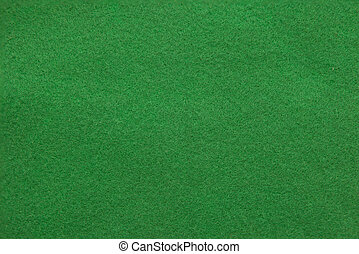 Green casino table background