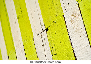 painted fence - old wooden painted fence as a background