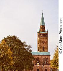 St Matthaeus Kirche, Berlin - The St Matthaeus Kirche church...