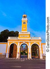 Arsenal of Cartagena XVIII century Spain - Arsenal of...