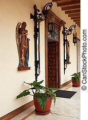 Obispos, palacio