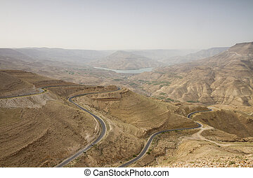 The King's Highway, Jordan - The King's highway