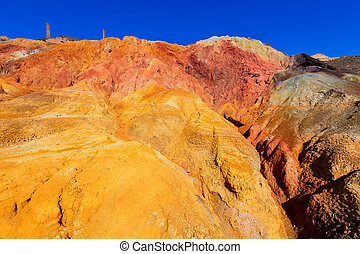 Mazarron Murcia old mine in Spain - Mazarron Murcia old mine...