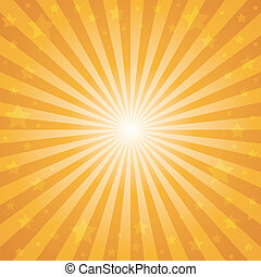 orange color burst Vector - orange color burst buckground...