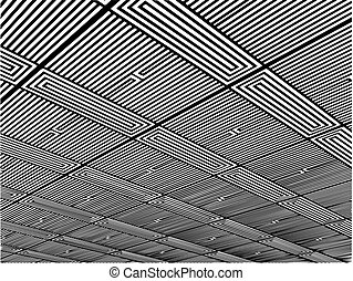 Tile Ceiling Vector