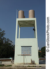 Tower water