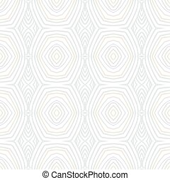 White vintage geometric texture in 1960s style hand drawn...