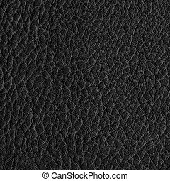 black leather texture closeup
