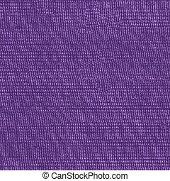 violet sackcloth texture closeup