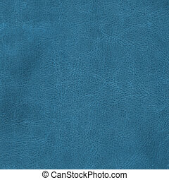 green-blue leather texture  - green-blue leather texture