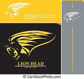 Roaring Lion King