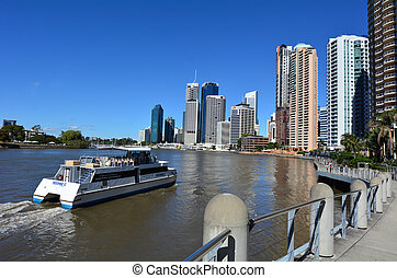 Brisbane Riverside Quarter - Little Singapore - BRISBANE,...