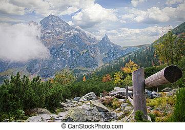 Tatra Mountains - beautiful landscape, Tatra Mountains