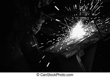 weldweldweld - weld machine worker hard industry...