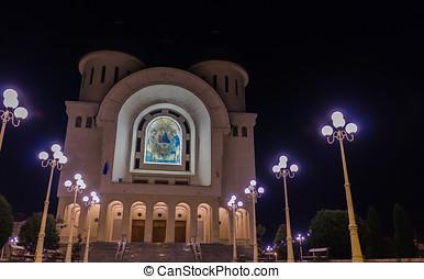 Orthodox church of Arad