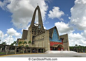 Basílica Catedral Nuestra Señora de la Altagracia, Dominican...