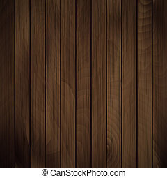 Vector wood plank, red and brown texture background...