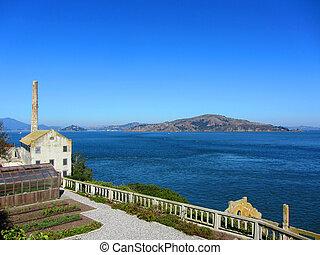 Alcatraz, San Francisco, USA