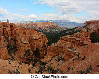Hoodoos, Bryce Canyon National Park, Utah USA