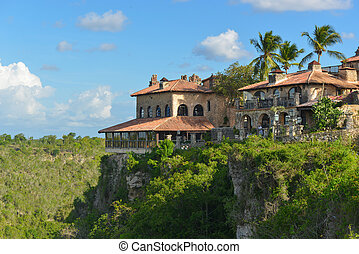 Altos de Chavon, La Romana, Dominican Republic - Tropical...