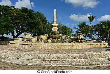Altos de Chavon, La Romana, Dominican Republic - Ancient...