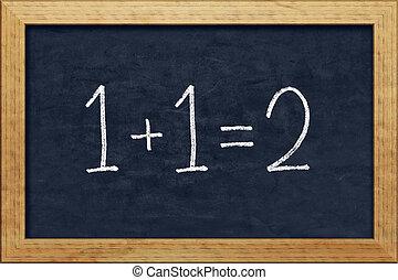 chalkboard education