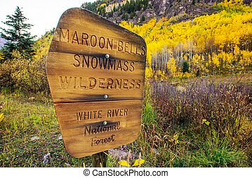 Snowmass Wilderness - Maroon Bells Snowmass Wilderness -...