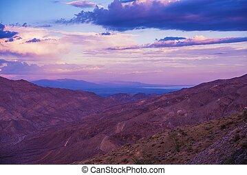 Coachella Valley Scenery - Coachella Valley and Salton Sea...