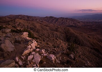 San Bernardino Mountains - Scenic Little San Bernardino...
