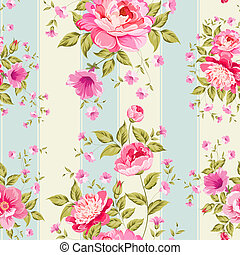 Luxurious peony wallapaper. - Luxurious peony wallapaper in...