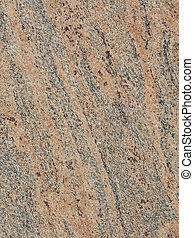 granite slab - smooth solid striped taupe large granite slab...