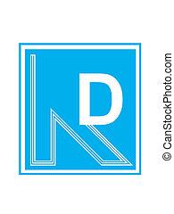 Logo RD - Illustration Logo