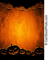 halloween - Halloween background for your design.