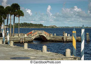 Vizcaya Museum and Gardens, is the former villa and estate...