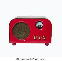 Retro guitar amp speaker - Retro vintage style guitar amp...