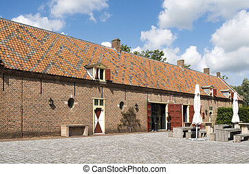 Carriage house. - Carriage house belonging to Castle...