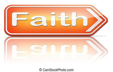 faith and trust - Faith and trust in God and Jesus