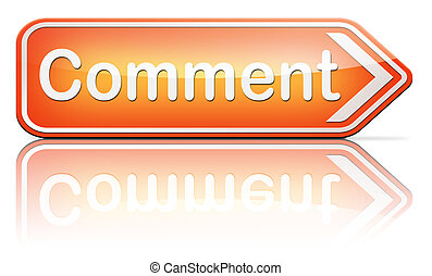 comment - Comments leave comment, feedback on blog and give...