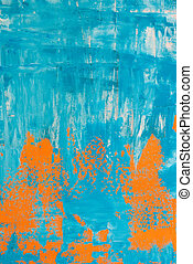 painted background - artwork background, artwork is created...