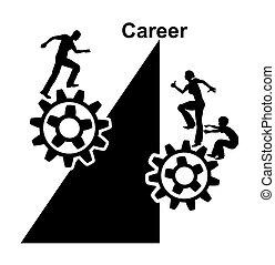 Unequal Conditions - Career opportunities between men and...