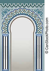 Decorative Arc Design