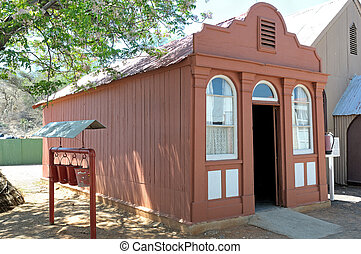 Oldest house in Kimberley, South Africa Prefabricated in...