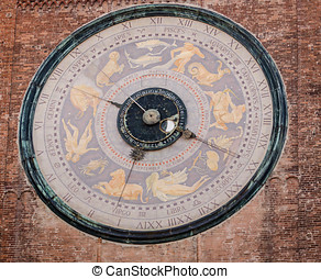 Cremona, Astronomical Clock