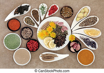 Immune Boosting Foods - Immune boosting healthy superfood...