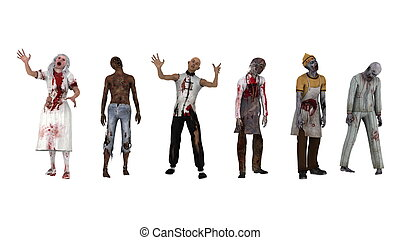 zombies - image of zombies