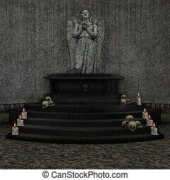 altar - image of altar