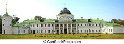 palace of 19 centuries - white palace of 19 centuries...