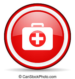 first aid web icon