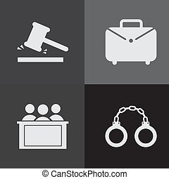 judge design - judge graphic design , vector illustration
